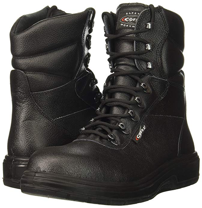 COFRA Leather Asphalt Work Boots may be the best choice for those who value quality and reasonable price.