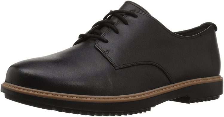 Clarks Raisie Bloom Womens Oxford Shoes