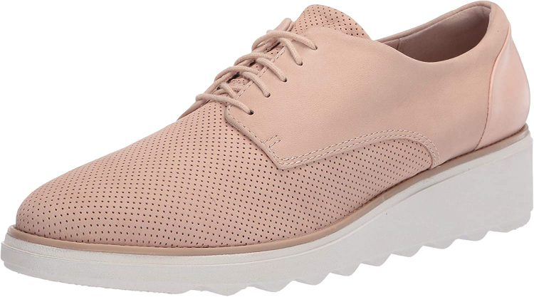 Clarks Womens Sharon Crystal Oxford