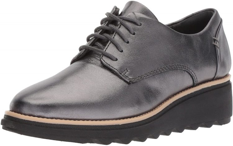 Clarks Womens Sharon Noel Oxford