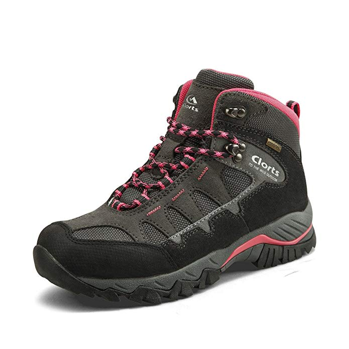 Clorts Women's Waterproof Work Boot will be your best friend if you have Plantar Fasciitis.