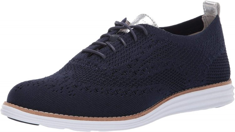 Cole Haan Womens OriginalGrand Stitchlite Wingtip Oxford