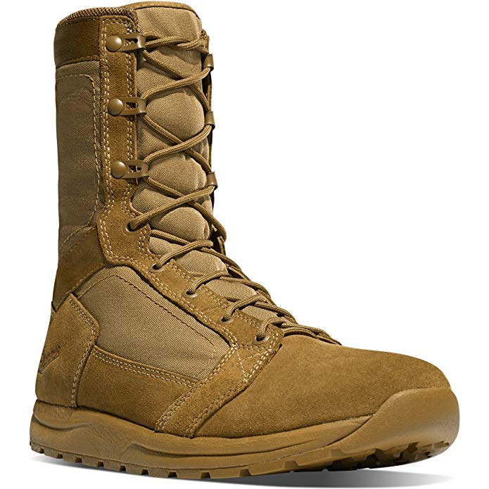 Danner Mens Tachyon Coyote Military and Tactical Boot for Rucking