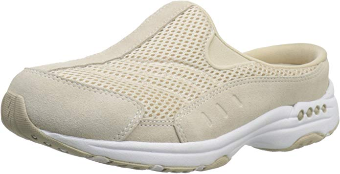 Easy Spirit Women's Traveltime Mule is a great choice for Working in Retail.