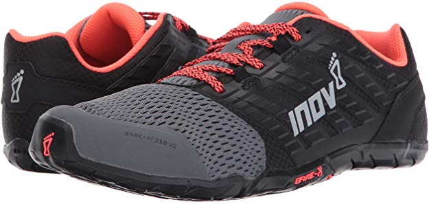 Inov-8 Women's Bare-XF 210 V2 Sneaker for Training Jazzercise