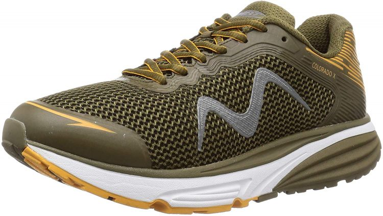 MBT Mens Running Track and Field Shoe