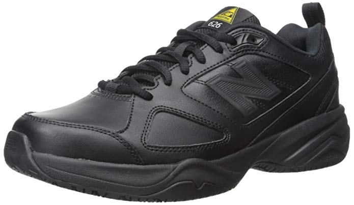 New Balance Men's MID626K2 Slip Resistant Lace-Up Shoes for Warehouse