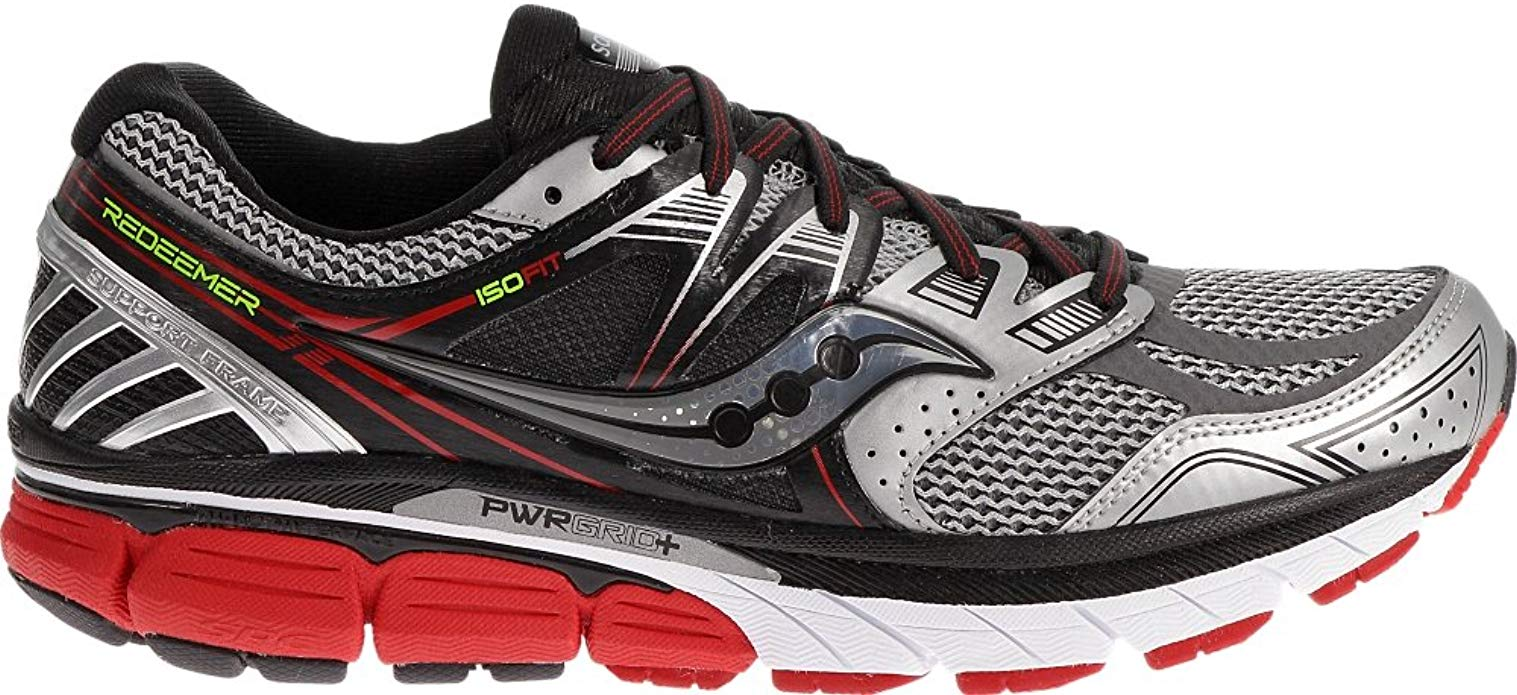 Love running but have tarsal tunnel? Then checkout Saucony Men's Redeemer ISO Road Running Shoes.