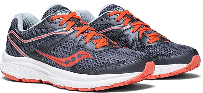 Saucony Cohesion 11 will be a great choice for those who have sesamoiditis.