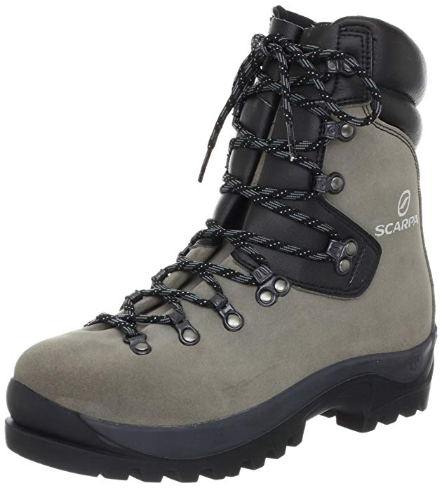 Scarpa Fuego Mountaineering Boot for Wildland Firefighters