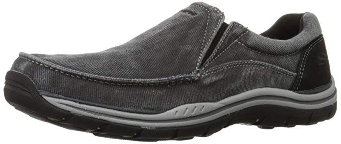 Skechers Men's Slip-On Loafers can become an excellent choice for sesamoiditis.