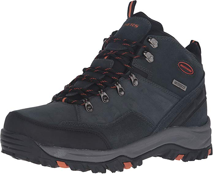 Skechers Men's Roofing Waterproof Boot