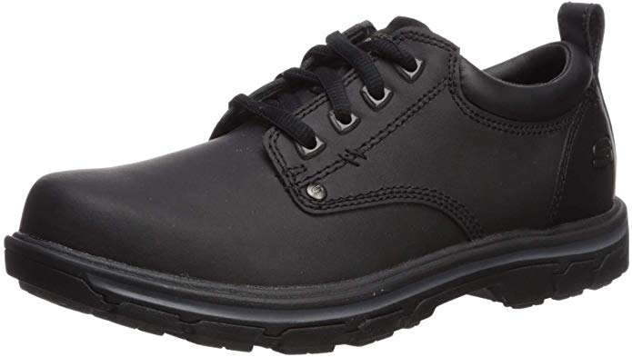 Skechers Men's Segment Rilar Oxford is a perfect choice for Retail Worker.