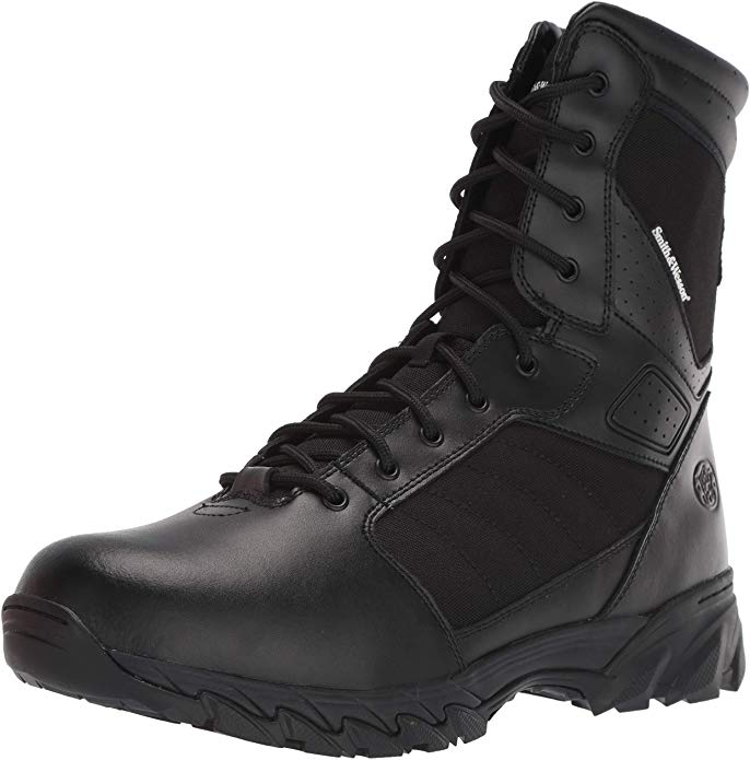 Smith Wesson Mens Breach 2.0 Tactical Boots