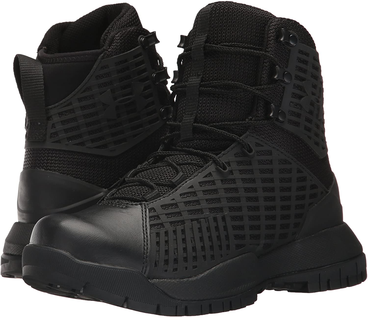Another pair of Under Armour EMS boots in our list.